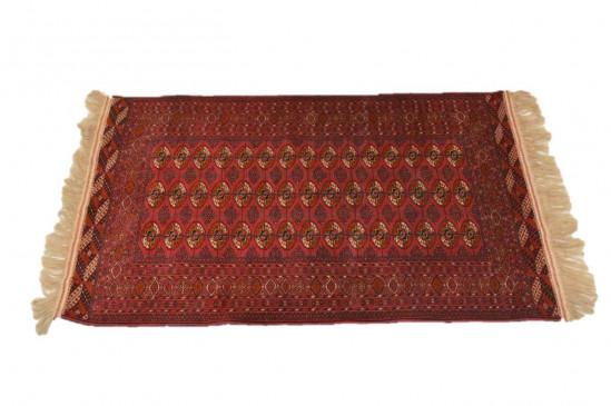 Tappeto Persiano Bukara Turkmeno 129x210 cm
