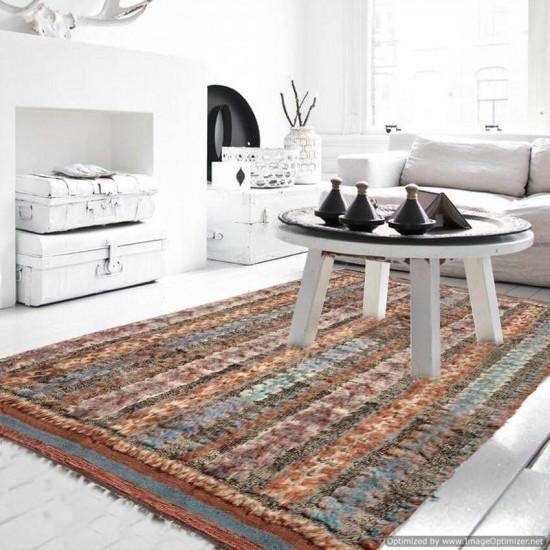 Tappeto Berber Morocco 10, Dimensione 298x217