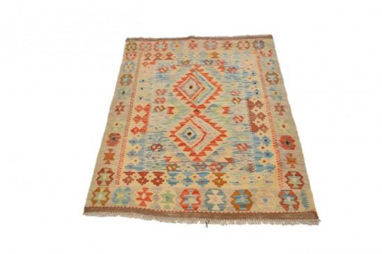 Tappeto Kilim Afgano 1111 misura 118x93 cm