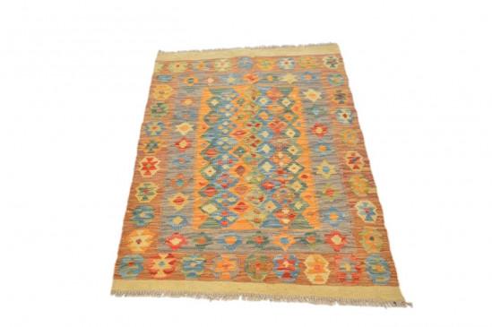 Tappeto Kilim Afgano 1133 misura 121x91 cm