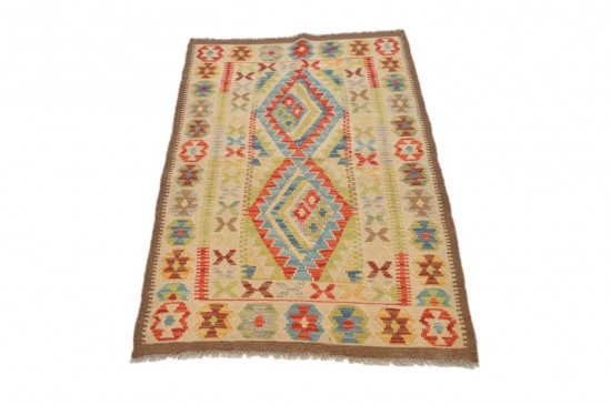 Tappeto Kilim Afgano 1134 misura 120x85 cm