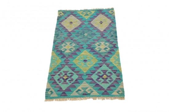 Tappeto Kilim Afgano 1139 misura 97x60 cm