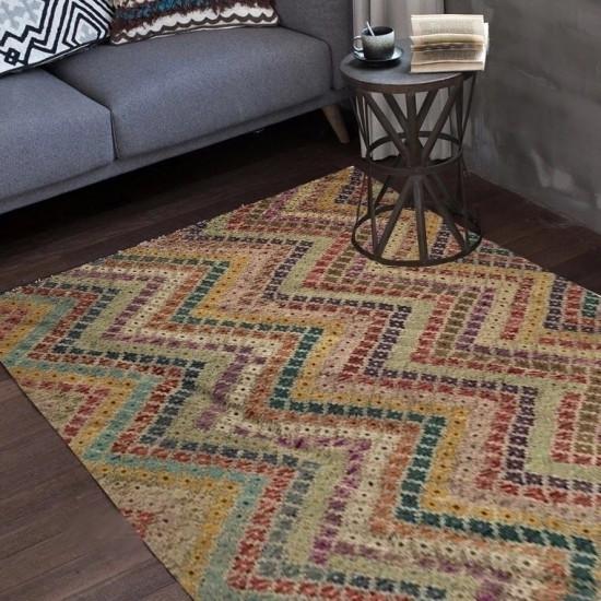 Tappeto Kilim Afgano 118 misura 290x217 cm
