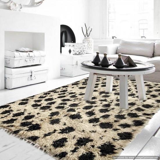 Tappeto Berbero Morocco 125 - Dimensioni 250x164 cm