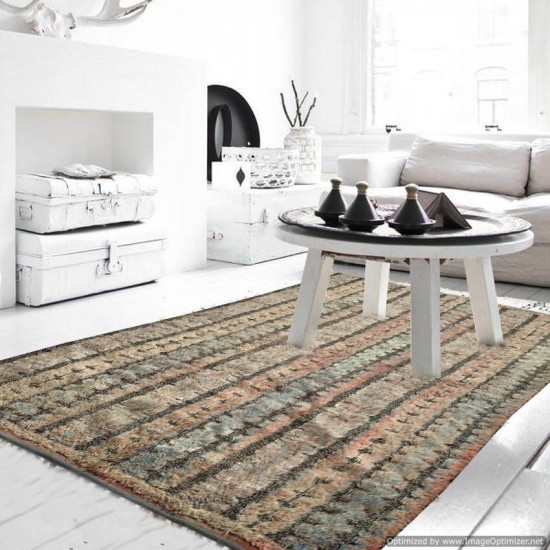Tappeto Berber Morocco 12 - Dimensioni 292x202 cm