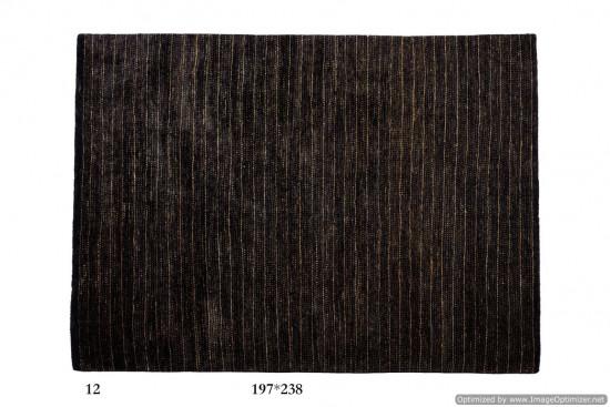 Tappeto Gabbeh Moderno Persia Annodato a mano-238x197 col.12