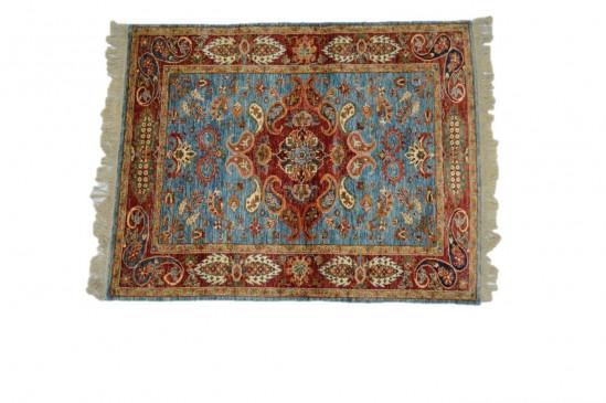 Tappeto Persiano Ziegler Kazak Fine, 142x179 cm