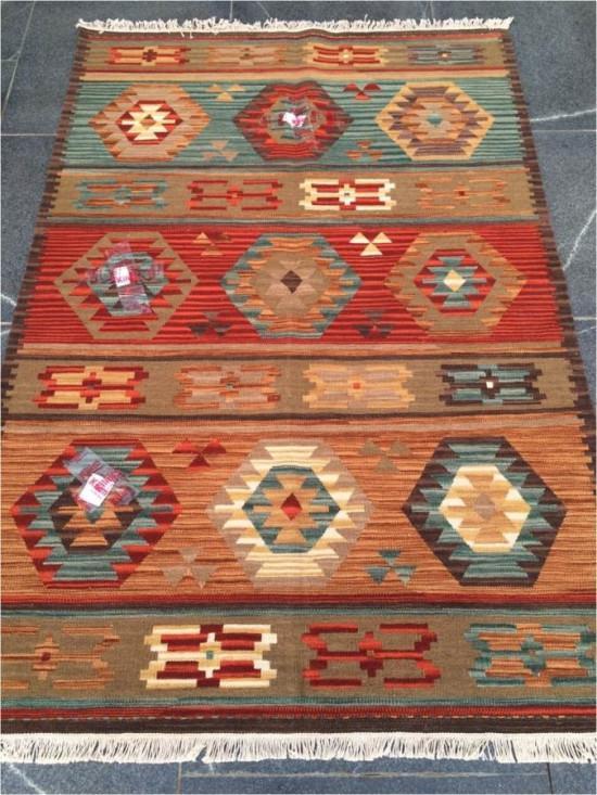 Tappeto Kilim Turkestan 15-12