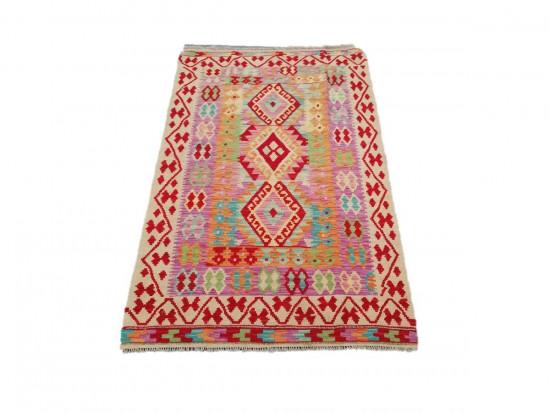Tappeto Kilim Afgano 1579 misura 102x157 cm