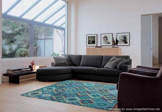 Tappeto Kilim Afgano 160 misura 173x129 cm