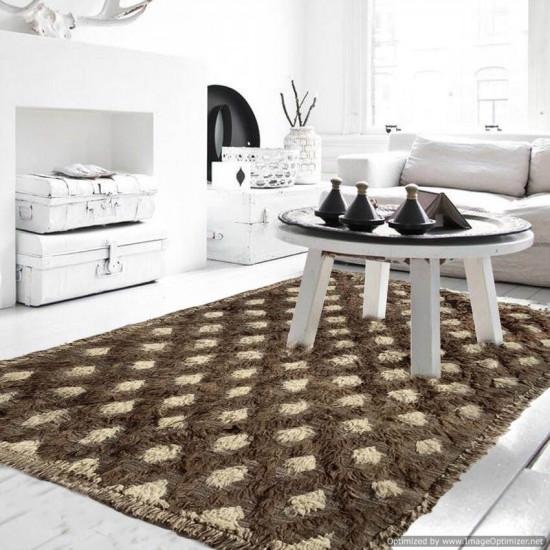 Tappeto Berbero Morocco 16 - Dimensioni 244x173cm