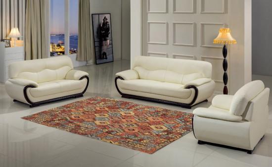 Tappeto Kilim Afgano 172 misura 248x181 cm