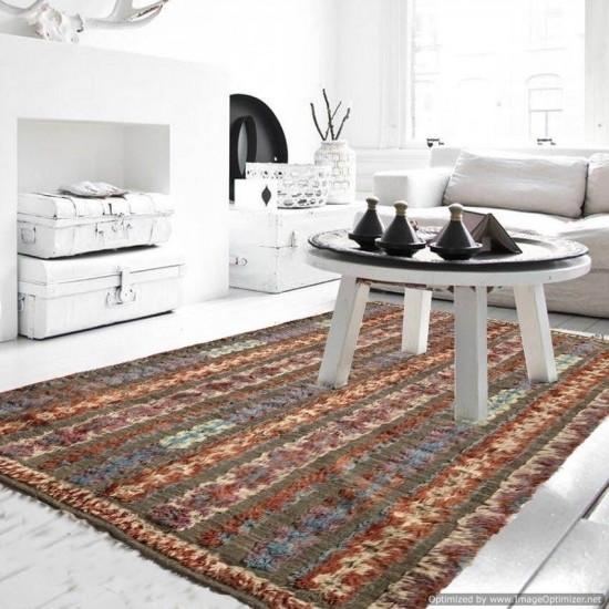 Tappeto Berber Morocco 18 dimensione 300x209 cm