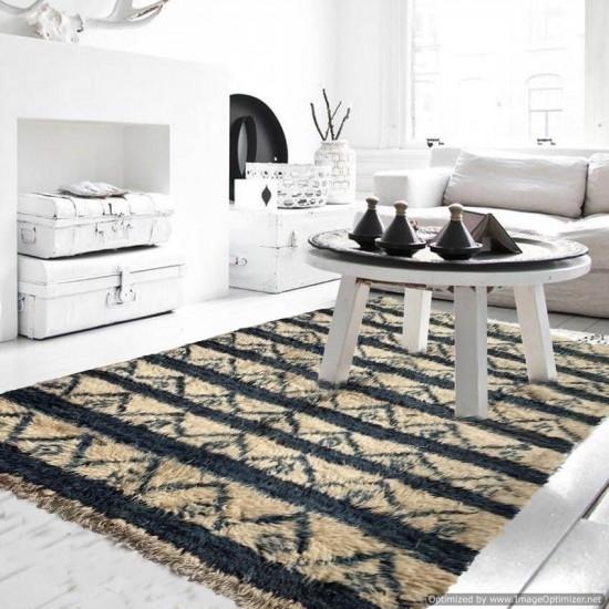 Tappeto Berbero Morocco 20 - Dimensioni 286x186 cm