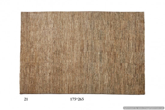 Tappeto Gabbeh Moderno Persia Annodato a mano-265x175 col.21