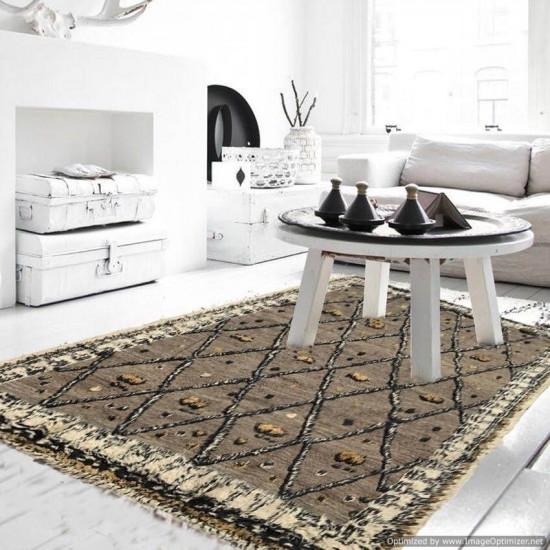 Tappeto Berber Morocco 23, Dimensione 341x260