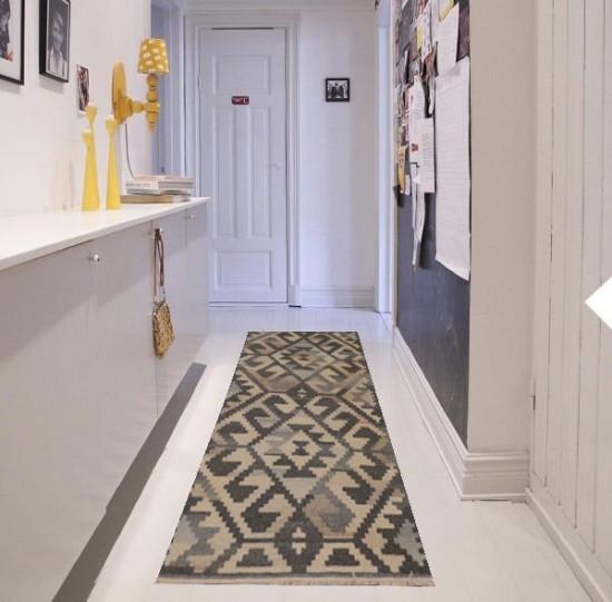Tappeto Kilim BRIC2 per Passatoia: ideale per cucina e corridoio