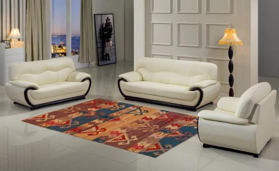 Tappeto Kilim Rettangolare 4-B misura 140x200 cm