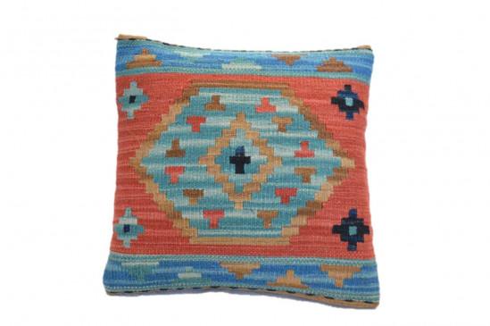Cuscino Kilim in stile afgano 45x45 cm