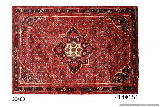 Tappeto Persiano Hamadan 151x214 cm