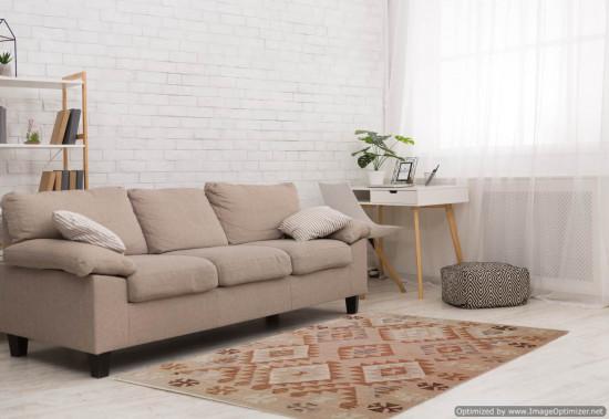 Tappeto Kilim per salotto 442 misura 175x235 cm