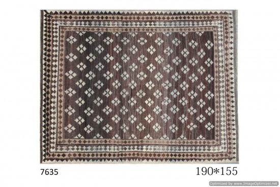 Tappeto Gabbeh Afgano - Dimensioni 155x190 cm