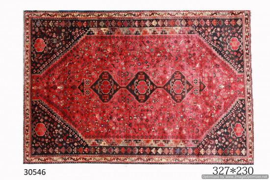 Tappeto Persiano Shiraz Mekka Fine, 230x327 cm