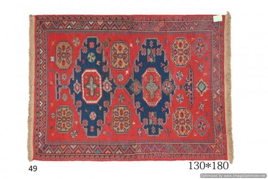 Tappeto Persiano Sumak - Dimensioni 180x130 cm