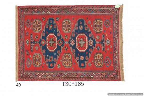 Tappeto Persiano Sumak - Dimensioni 185x130 cm