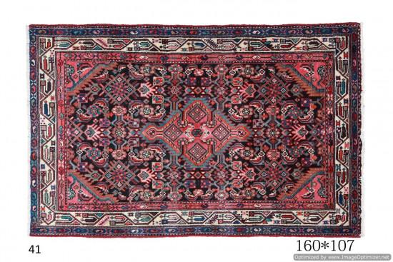 Tappeto Persiano Hamadan - Dimensioni 107x160 cm