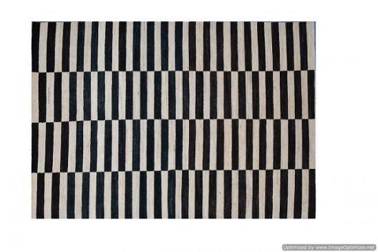 Tappeto Gabbeh moderno 169x242 cm