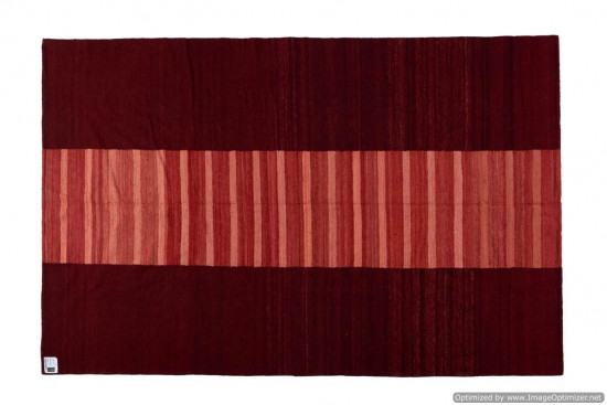 Tappeto Kilim Rettangolare 5-RED Fatto a Mano misura 175x235 cm