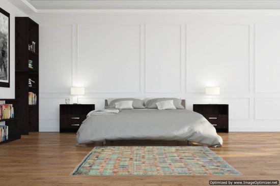Tappeto Persiano Baluch Colorato 55 - Dimensioni 120x94 cm