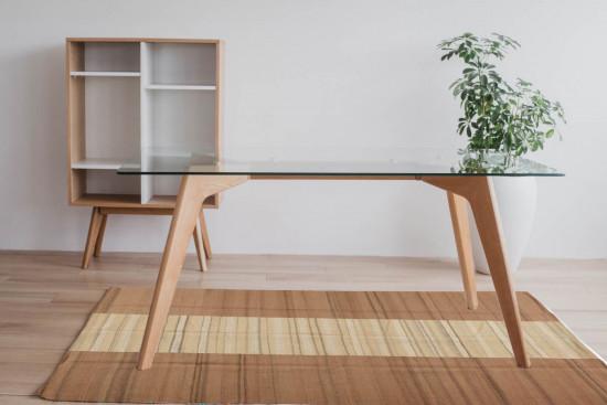 Tappeto Kilim Rettangolare 5-WH misura 95x155 cm