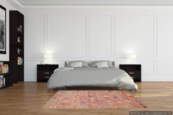 Tappeto Persiano Baluch Colorato 79 - Dimensioni 137x87 cm