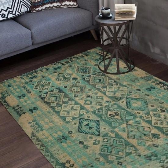 Tappeto Kilim Afgano 88 - Dimensioni 245x170 cm