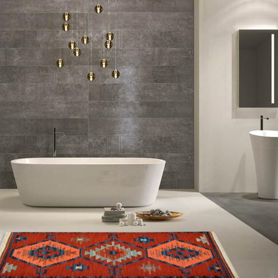 Tappeto Kilim per bagno AY19-65x110 cm