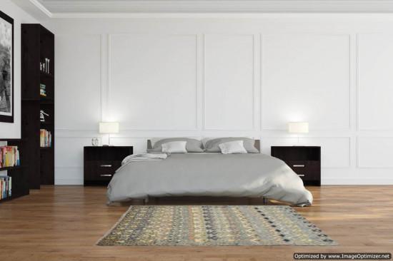 Tappeto Persiano Baluch Colorato 97 - Dimensioni 127x85 cm
