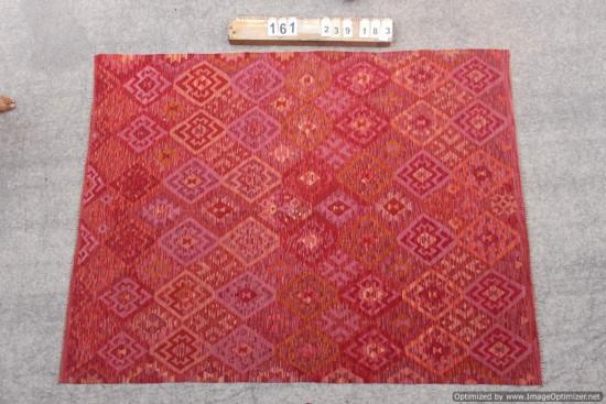 Kilim Afgano 161 misura 239x183 cm