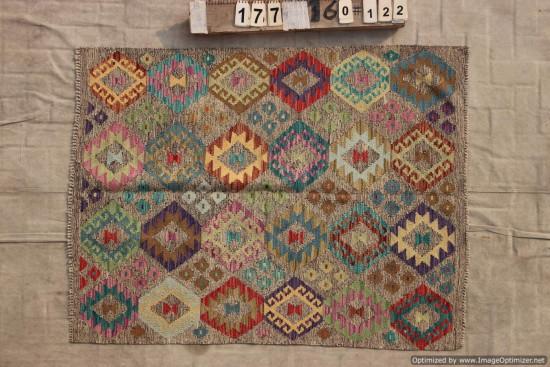 Kilim Afgano 177 misura 160x122 cm