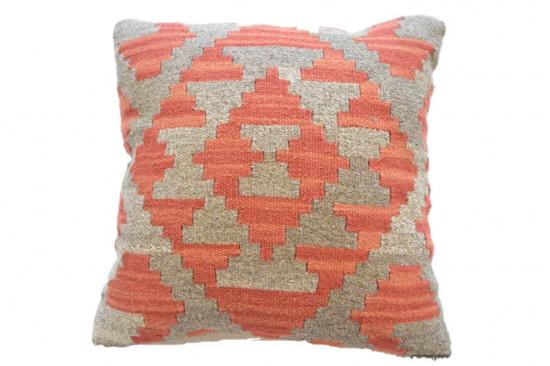 Cuscino Kilim stile afgano, 45*45 cm