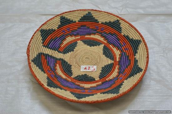 Cestino, Vassoio, Basket, fatto a mano 123