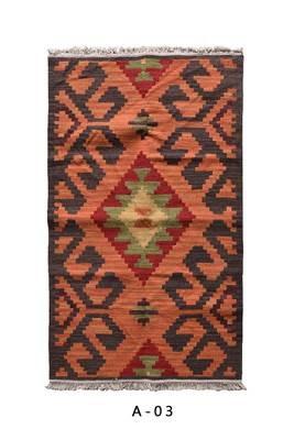 Tappeto Kilim per bagno BRIC6B-65x110