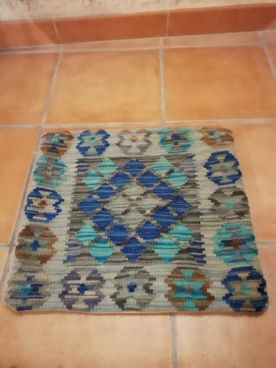 Fodera Cuscino stile afgano  11 misura 45x45 cm