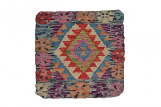 Fodera Cuscino stile afgano  41 misura 45x45 cm