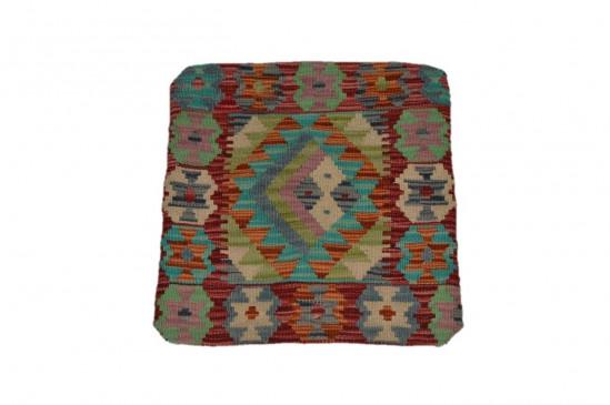 Fodera Cuscino stile afgano  42 misura 45x45 cm