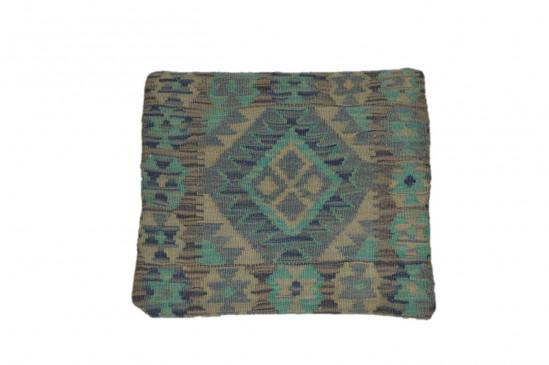 Fodera Cuscino stile afgano  44 misura 45x45 cm