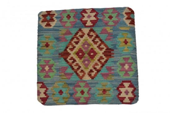 Fodera Cuscino stile afgano  45 misura 45x45 cm