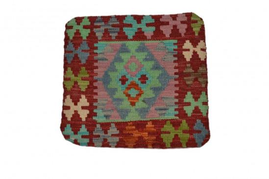 Fodera Cuscino stile afgano  49 misura 45x45 cm