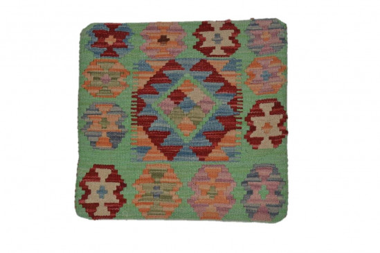Fodera Cuscino stile afgano  50 misura 45x45 cm